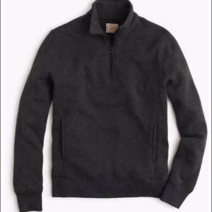 J. Crew Men's Summit Fleece Half Zip Pullover